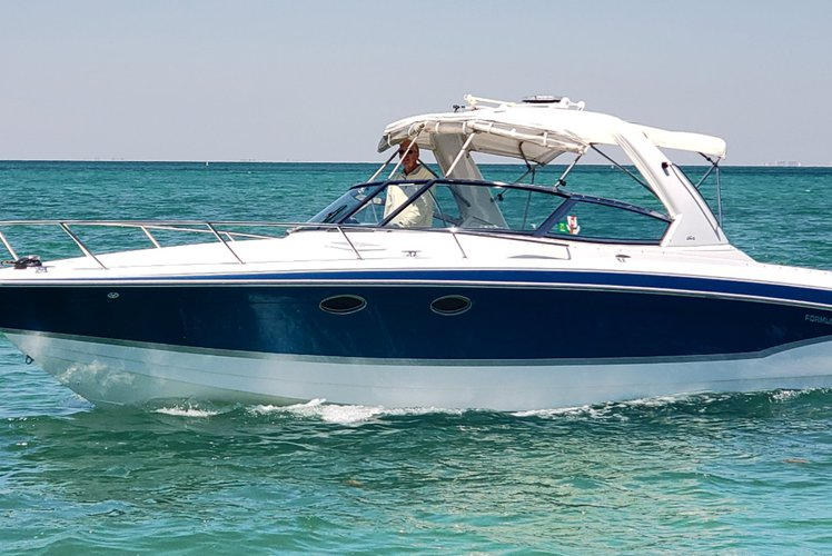 Cruiser boat for rent in Homestead