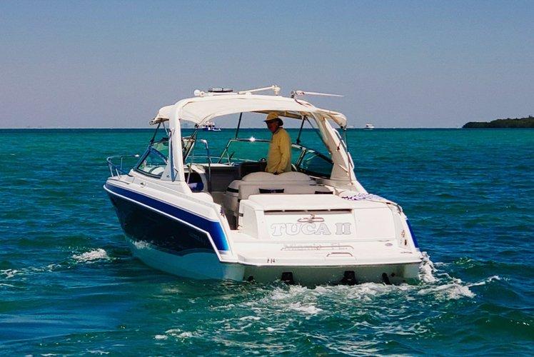 Boat rental in Homestead, FL