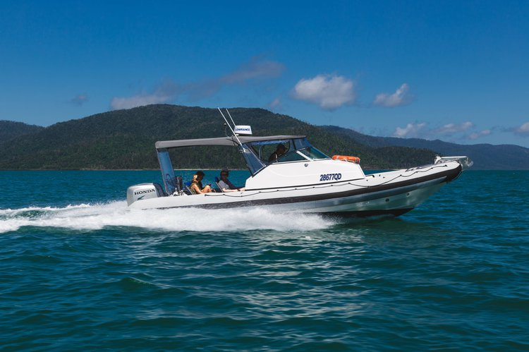 Ray-glass's 28.0 feet in Whitsundays
