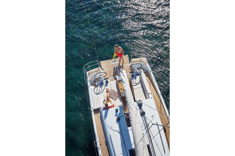 Jeanneau boat for rent in Fajardo