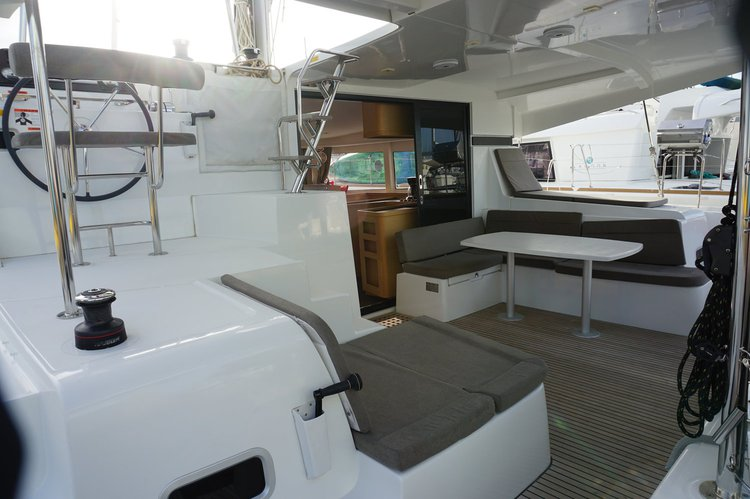 Spend ultimate time with family in Puerto Rico aboard Lagoon 42