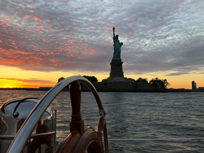 Boating is fun with a Classic in New York