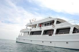 Discover Port Klang surroundings on this Custom Custom boat