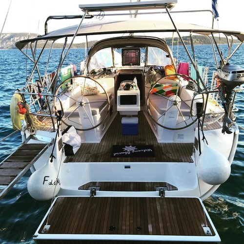 Cruiser boat rental in Alimos, Athens, Greece, Greece