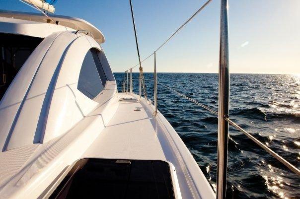 Catamaran boat rental in Behind Four Ambassadors Hotel, FL