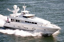 High Line - Mega Speed Yacht in Miami