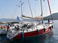Explore Paros on this beautiful sailboat for rent