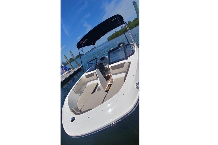 Fun in a boat!!
