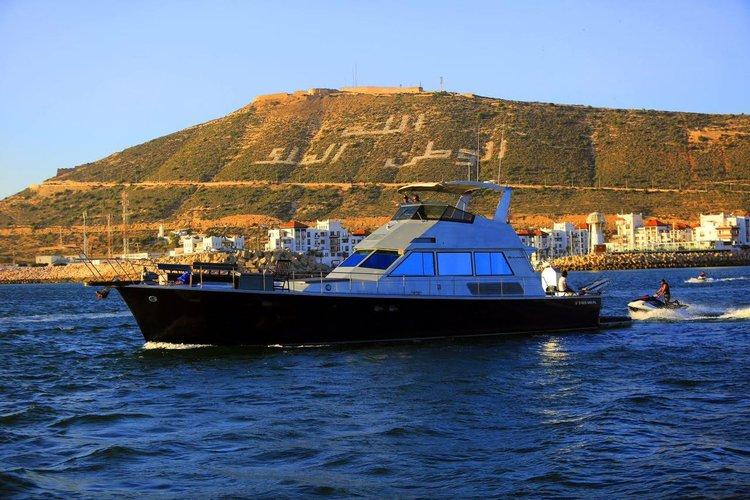 Boat rental in agadir,