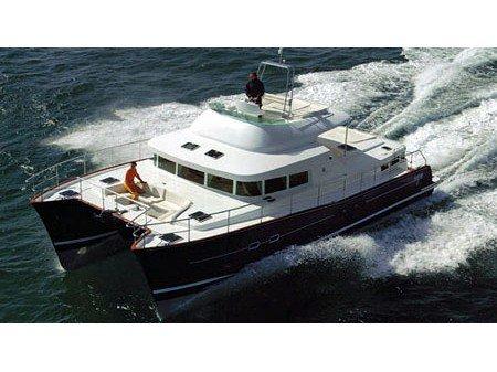 Beautiful Lagoon Lagoon Power 43 ideal for cruising and fun in the sun!