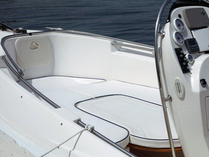 Boat for rent Scanner 21.0 feet in Tivat, Montenegro