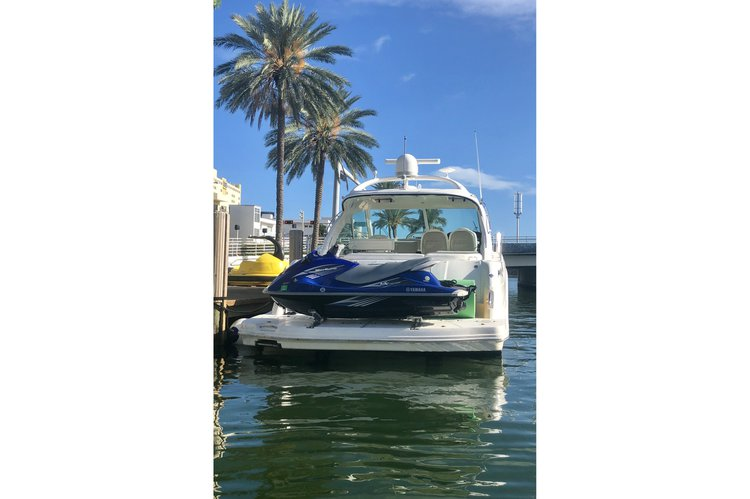 Sea Ray boat for rent in Miami Beach