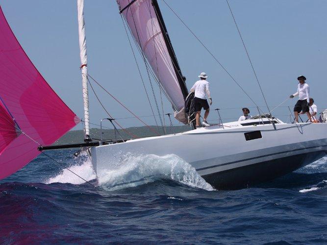Charter this amazing  Pogo 12.5 in Marigot, Saint Martin, MF