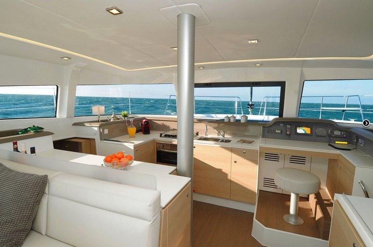 Boating is fun with a Catamaran in Newport