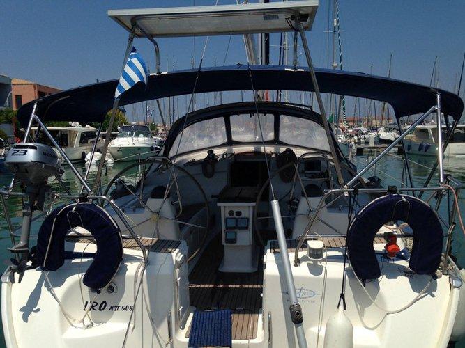 Jump aboard this beautiful Bavaria Yachtbau Bavaria 42 Cruiser