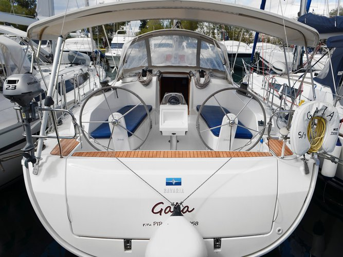 Charter this amazing Bavaria Yachtbau Bavaria Cruiser 41 in Preveza, GR