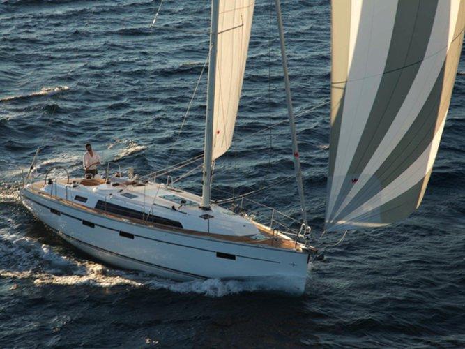 Charter this amazing Bavaria Yachtbau Bavaria Cruiser 41 in Ponta Delgada - Azores, PT