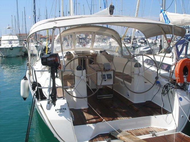 Enjoy Lefkada, GR to the fullest on our comfortable Bavaria Yachtbau Bavaria Cruiser 40