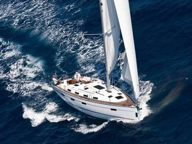 Charter this amazing sailboat in Palma de Mallorca