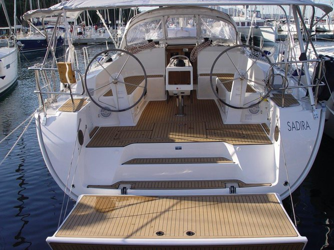 Charter this amazing Bavaria Yachtbau Bavaria Cruiser 46 in Portisco, IT