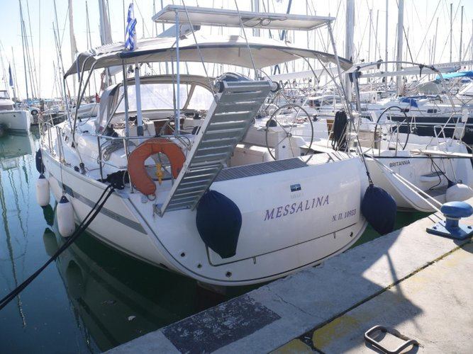 Enjoy Corfu, GR to the fullest on our comfortable Bavaria Yachtbau Bavaria 45 Cruiser