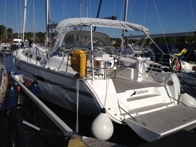 Hop aboard this amazing sailboat rental in Stockholm!