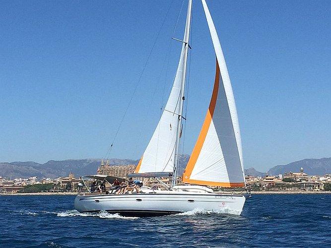Rent this Bavaria Yachtbau Bavaria  46 Cruiser for a true nautical adventure