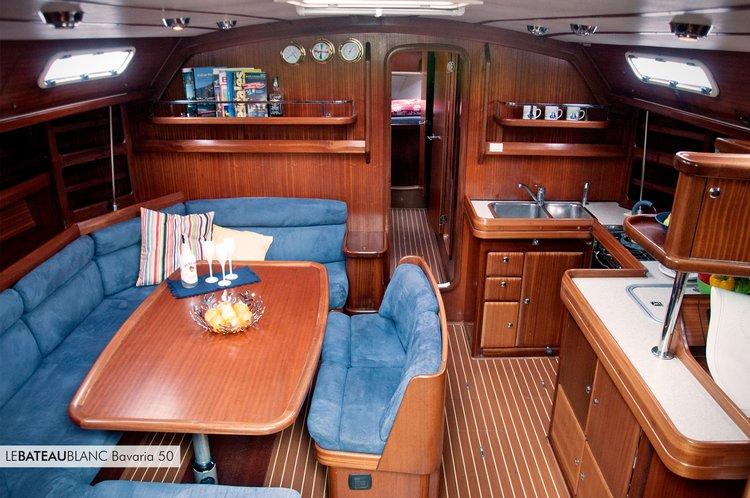 Experience Bocca di Magra, IT on board this amazing Bavaria Yachtbau Bavaria 50 Cruiser