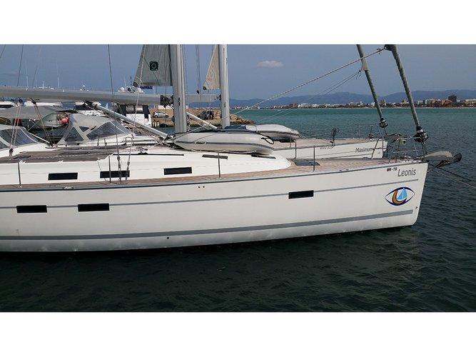 Jump aboard this beautiful Bavaria Yachtbau Bavaria Cruiser 50