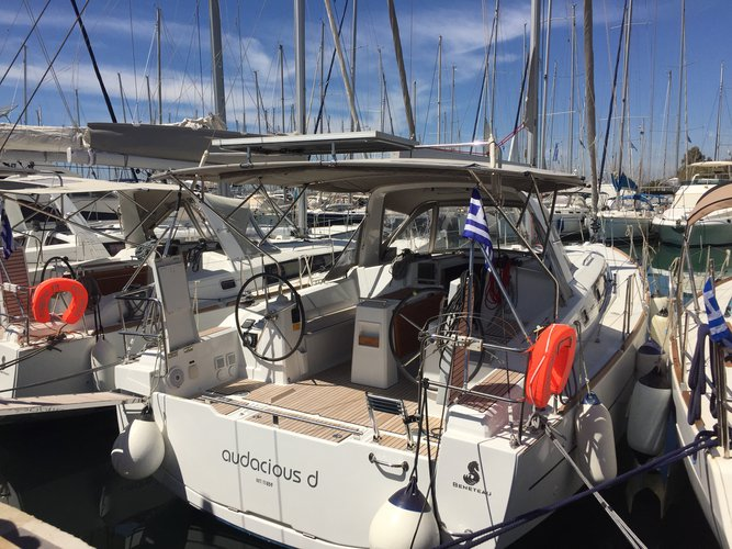 Take this Beneteau Beneteau - Oceanis 38 for a spin!