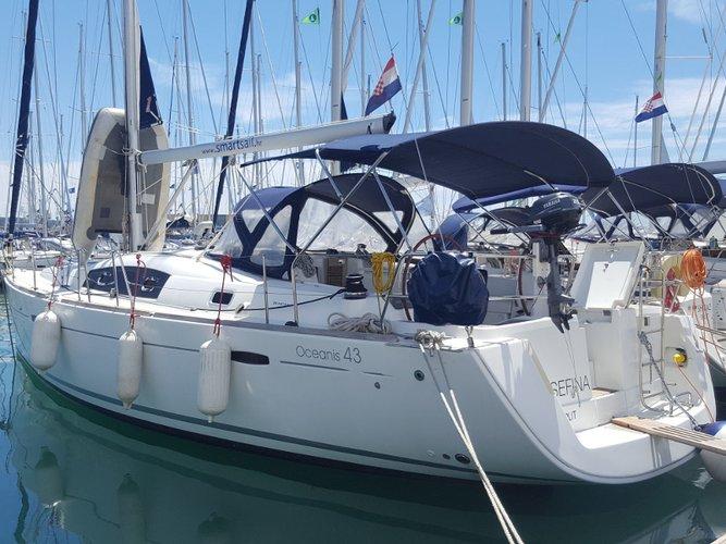 Novi Vinodolski, HR sailing at its best