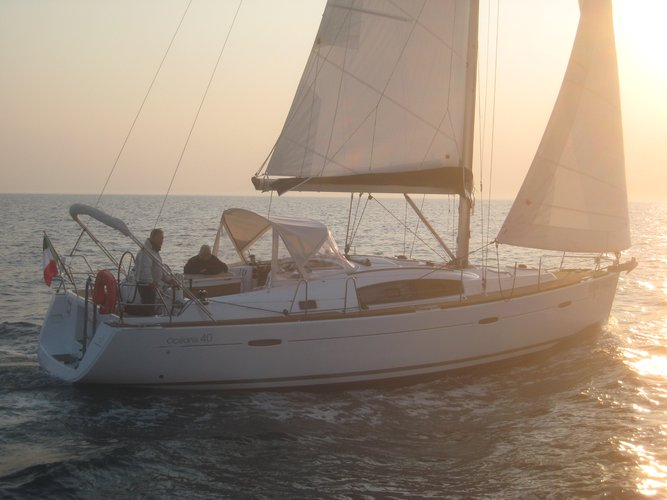 The best way to experience Rome is by sailing