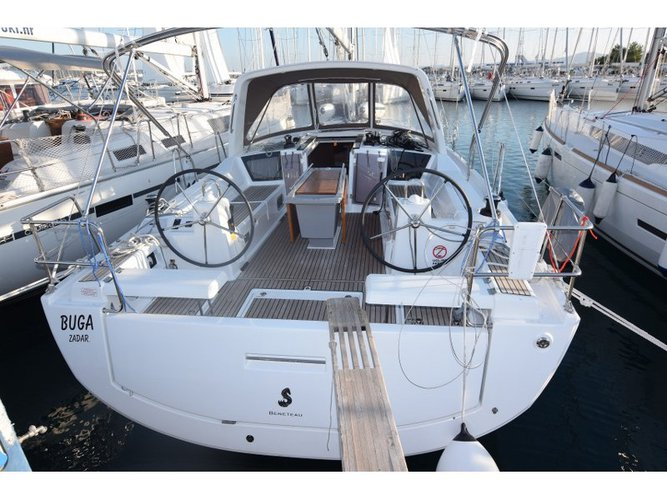 The perfect boat to enjoy everything Sukošan, HR has to offer