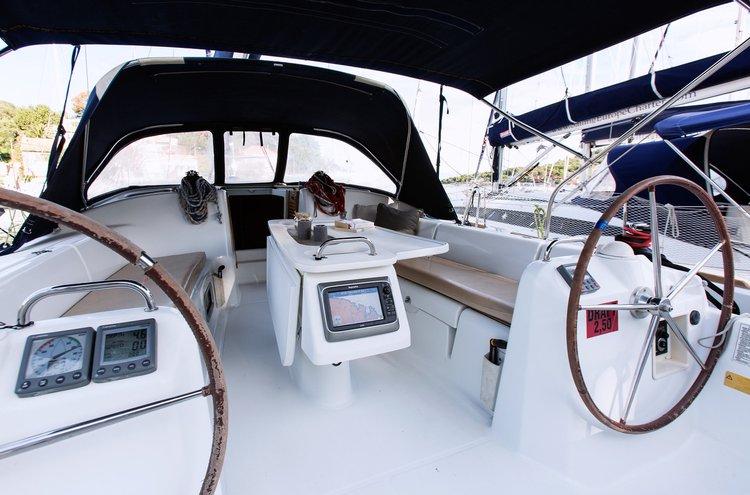 Exterior - deck (photo taken 2019)