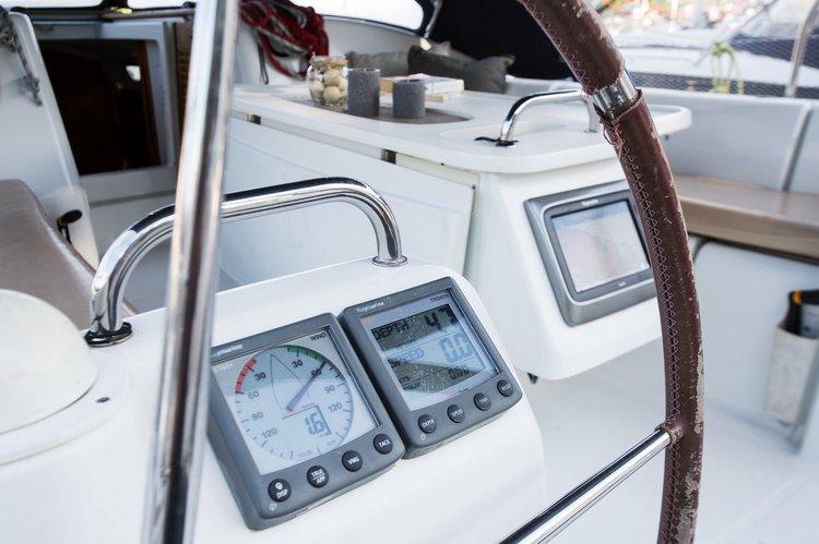 Exterior - cockpit (photo taken 2019)