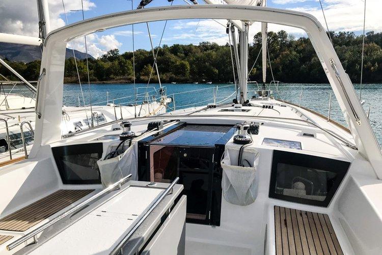 Motorsailer boat rental in Port Montenegro, Montenegro