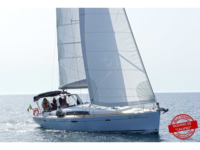 The best way to experience Puntone - Follonica, IT is by sailing