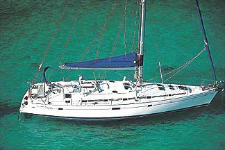 Get on the water and enjoy Palmeira in style on our Beneteau Beneteau 50-5