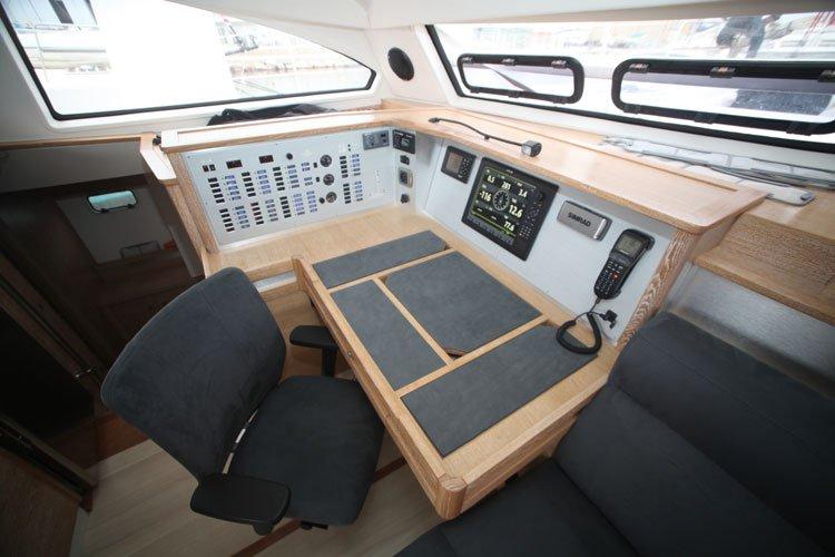 Catamaran boat for rent in Raiatea