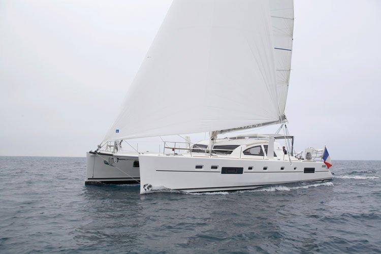 Boating is fun with a Catamaran in Raiatea
