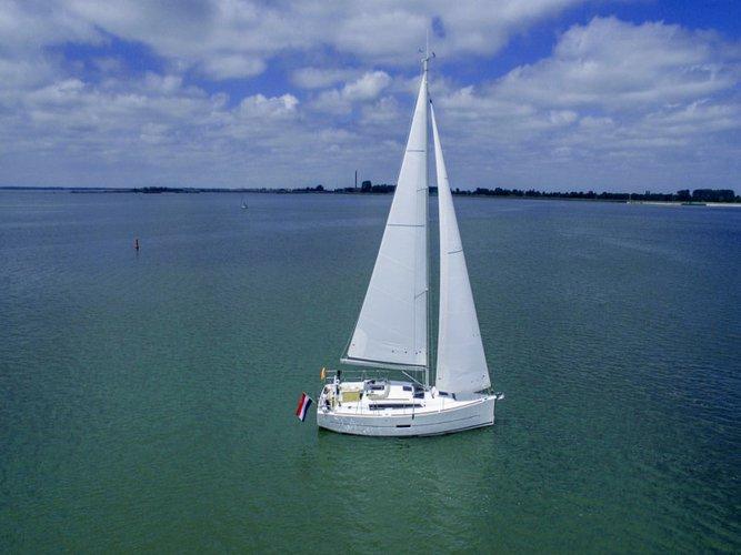 Experience Capo d'Orlando on board this elegant sailboat