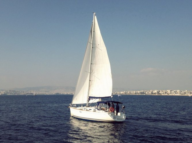 Experience Athens, GR on board this amazing Dufour Yachts Dufour 385