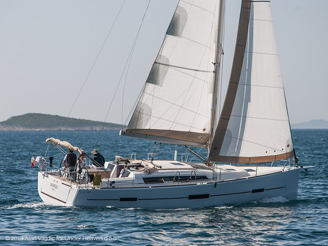The best way to experience Primošten is by sailing