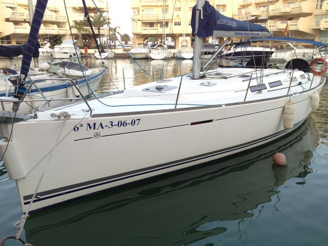 Enjoy Ibiza - Sant Antoni de Portmany, ES to the fullest on our comfortable Dufour Yachts Dufour 425 GL