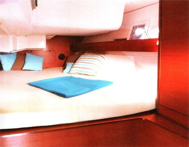Aft Cabin, Starboard