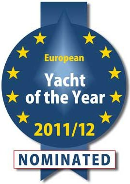 European Yacht of the Year Nominated