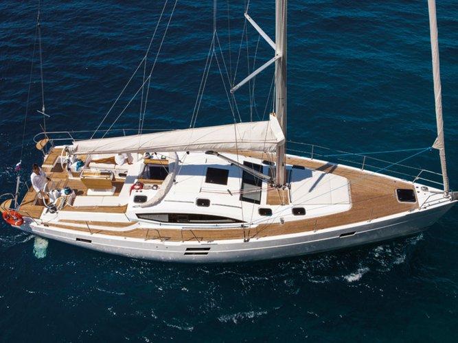Beautiful Elan Elan 50 Impression ideal for sailing and fun in the sun!