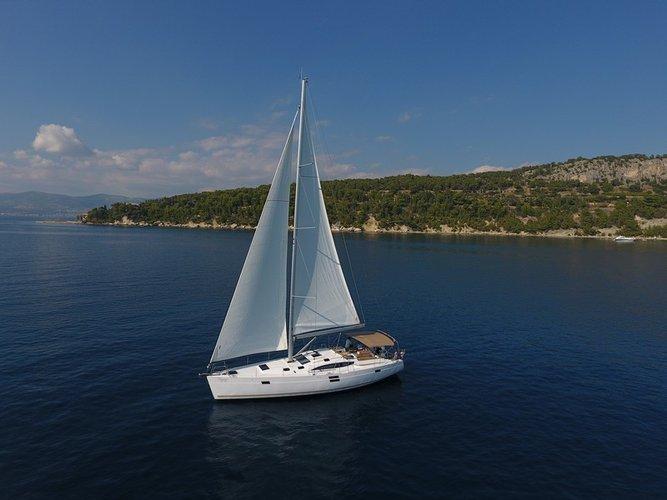 Experience Split, HR on board this amazing Elan Elan 50 Impression*
