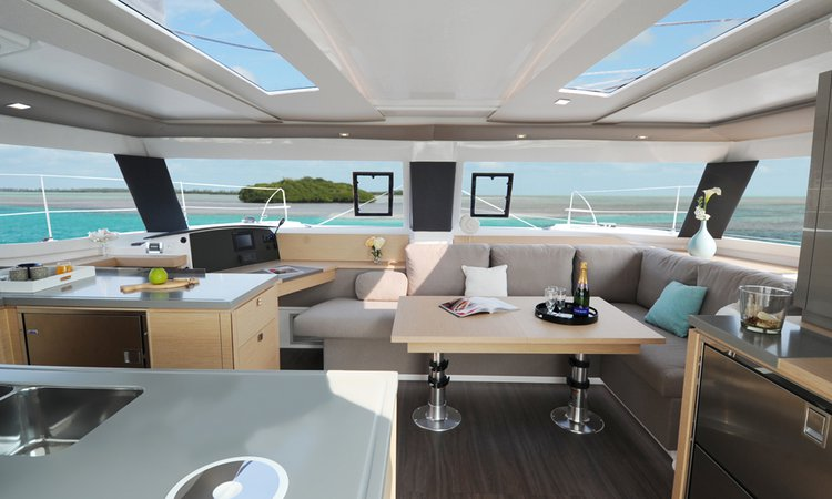 Boat for rent Helia 44.0 feet in Compass Point Marina, VI