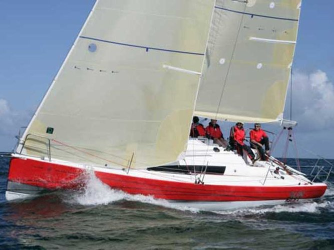 Discover Zeebrugge in style boating on this sailboat rental